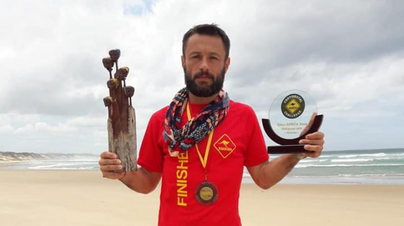 Ultramaratonistul botoșănean Iulian Rotariu este în afara pericolului!