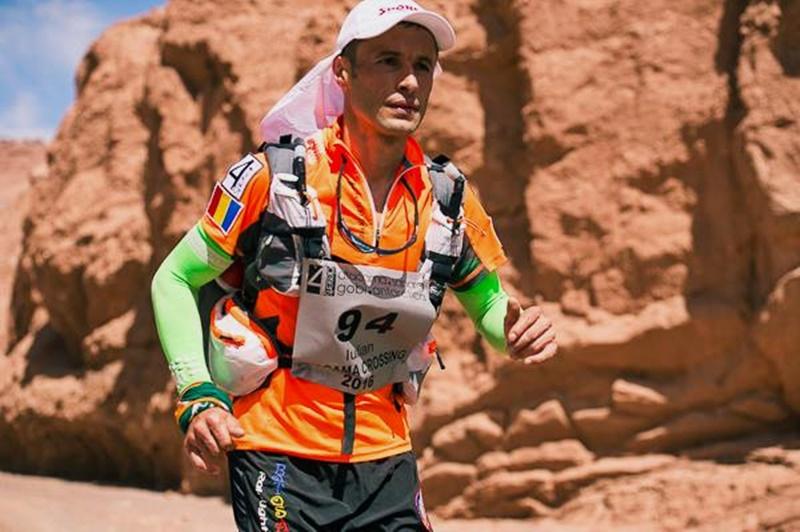 Ultramaratonul Racing The Planet Ultra Patagonia 2017, o nouă misiune extremă pentru plt. maj. Iulian Rotariu