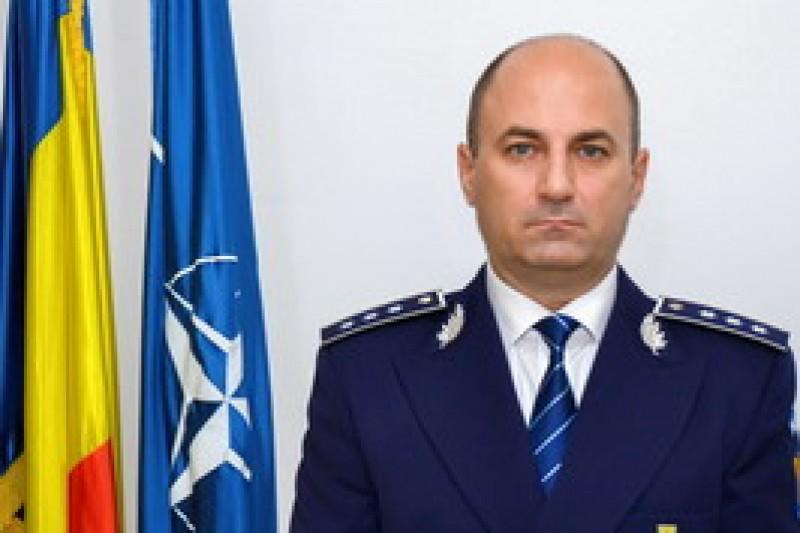 Un adjunct al Inspectoratului Județean de Poliție s-a pensionat
