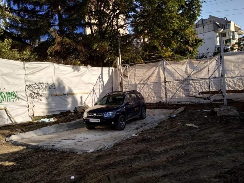Un agent economic din Botoșani a fost amendat pentru o tăiere ilegală de arbori