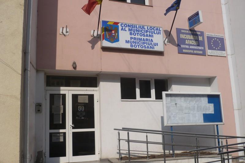Un alt functionar al Primariei Botosani este anchetat de comisia de disciplina!