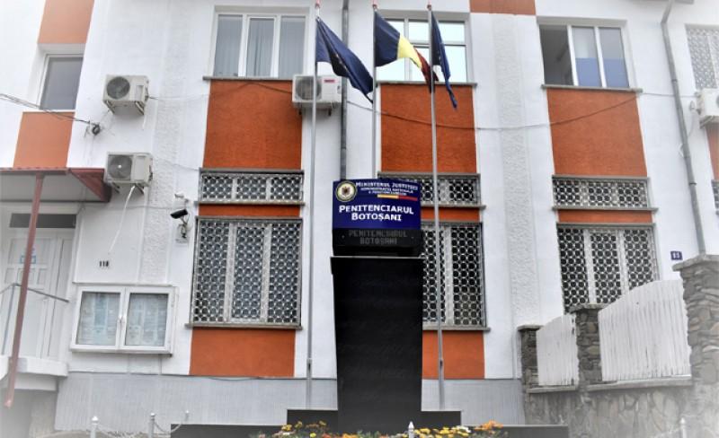 Un angajat al Penitenciarului Botoșani a fost confirmat pozitiv la testul Covid-19