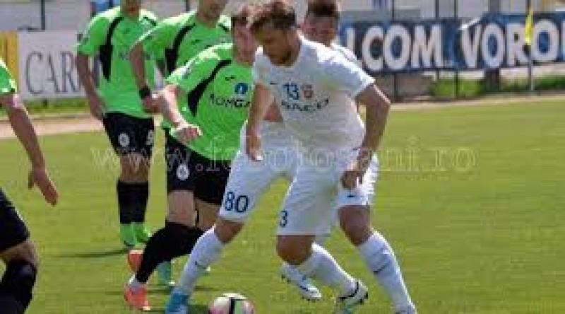 Un atacant, ce a evoluat la FC Botoşani în prima parte a campionatului, va veni în postură de adversar duminică pe Stadionul Municipal