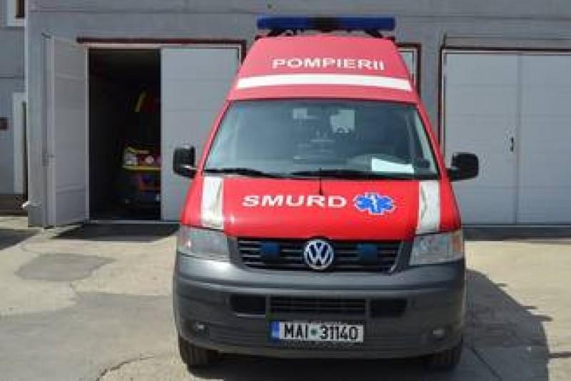 Un autocar romanesc s-a rasturnat in Ungaria: Patru morti si mai multi raniti!