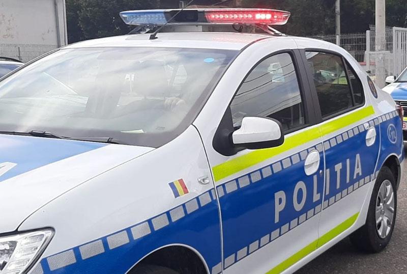 Un bărbat cu afecțiuni psihice a pus poliția pe jar la Botoșani