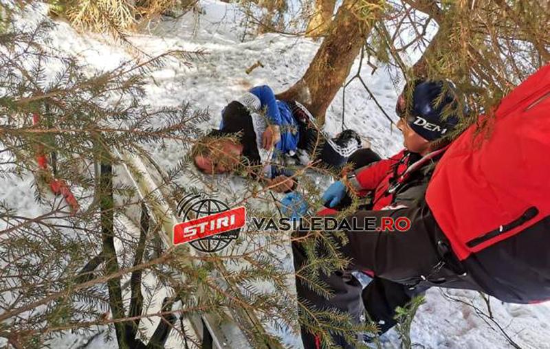 Un bărbat din Botoșani a fost găsit înghețat pe Vârful Pietrosul din Munții Rodnei
