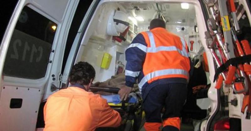 Un bărbat din Săveni a fost adus urgent la spital după ce a fost găsit inconștient din cauza frigului. Este al doilea caz în această iarnă