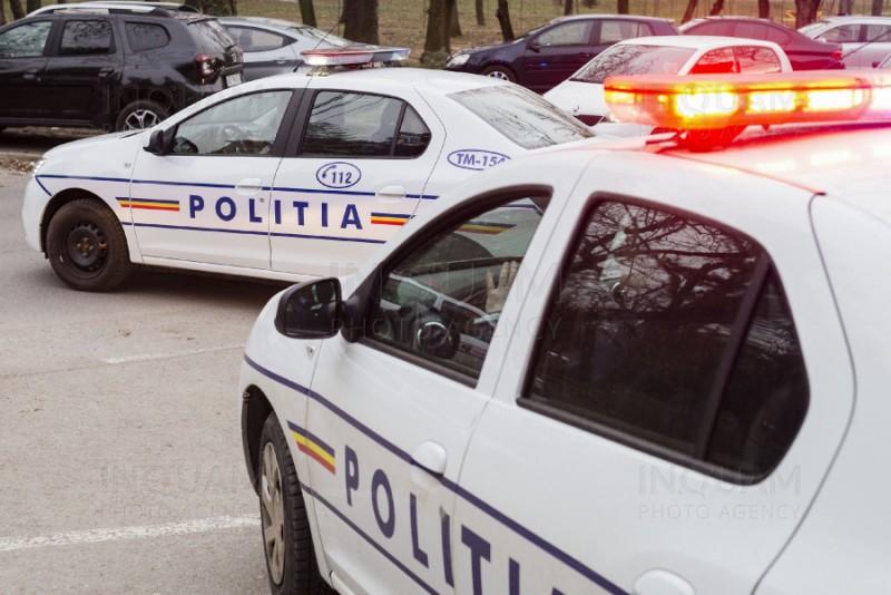 Un bărbat s-a ales cu dosar penal și două amenzi după o plimbare cu mașina
