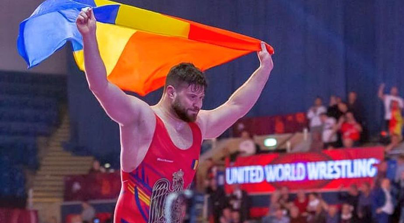 Un botoșănean a devenit campion european la lupte greco-romane! Alin Alexuc are 30 de ani și este considerat cel mai valoros luptător al momentului! VIDEO