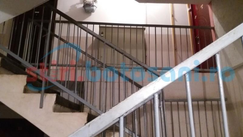 Un botoșănean care își renova apartamentul, reclamat de un vecin supărat