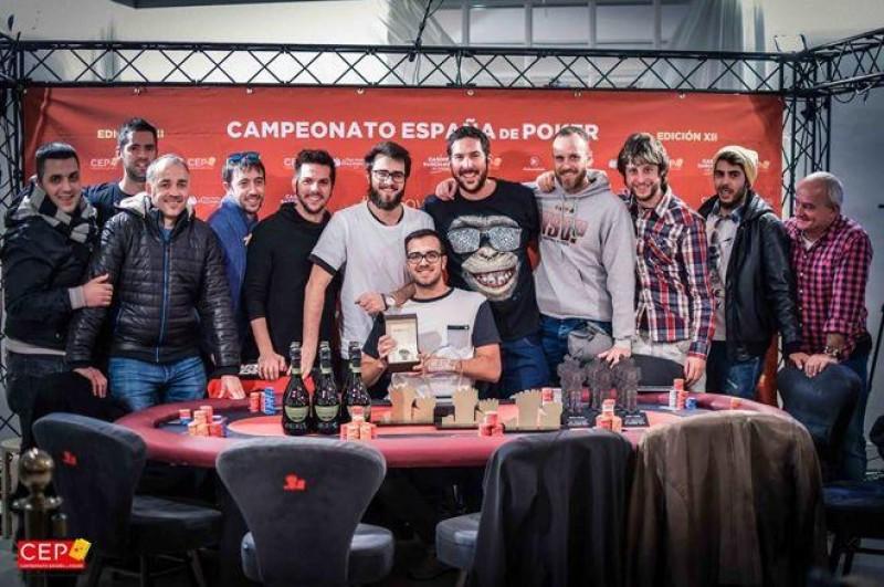 Un botoșănean, cel mai tare jucător de poker din Spania! FOTO
