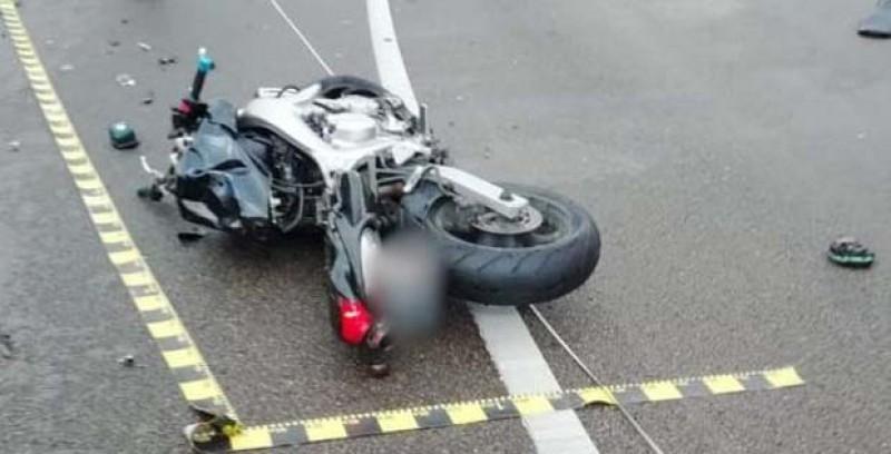 Un botoșănean este cercetat pentru ucidere din culpă după ce un motociclist s-a izbit în mașina pe care o conducea și a murit!