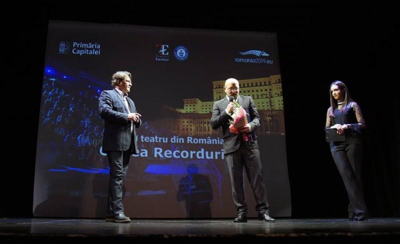 Un botoșănean în Guinness World Records: A făcut parte din echipa care a realizat cea mai mare gradenă rotativă din lume! FOTO, VIDEO