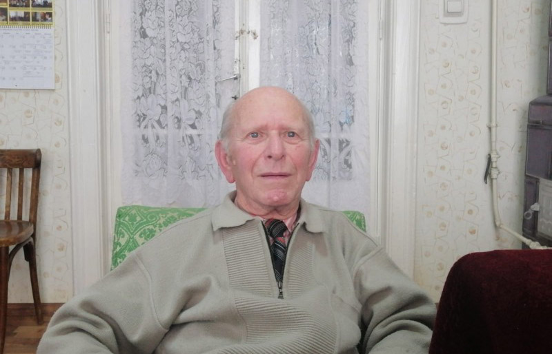 """Un botoșănean, printre ultimii supraviețuitori ai Holocaustului, își spune povestea: """"Autoritățile aveau grijă să nu fugim, de parcă dacă fugeam... unde ne-am fi dus?"""""""