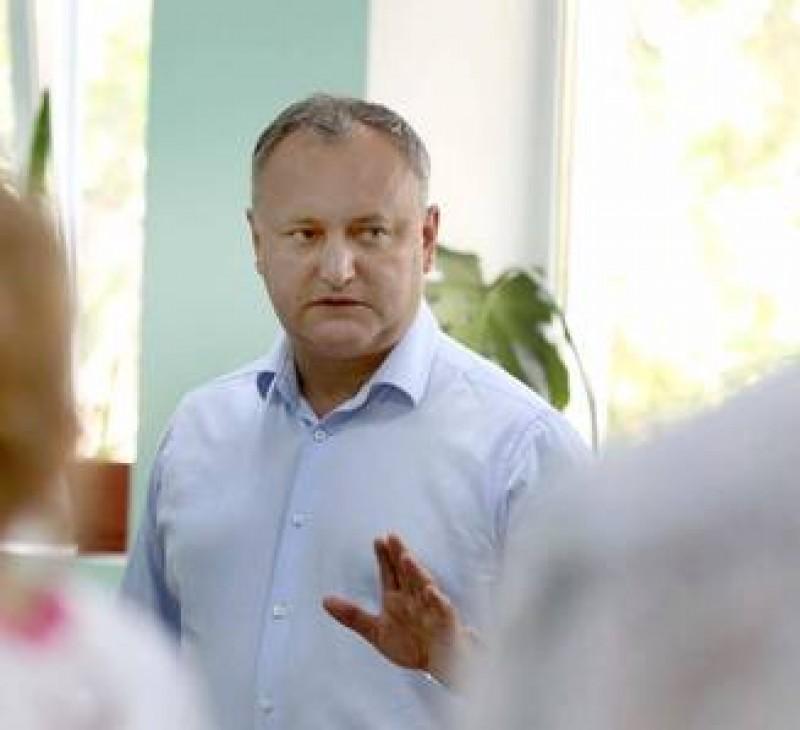 Un candidat la presedintia R.Moldova: Jandarmul roman nu va fi la noi stapan!