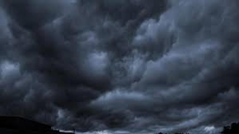 Un ciclon mediteranean poate afecta România, în weekend. Este vizat, în special, litoralul
