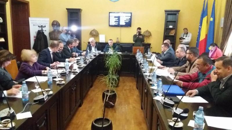 Un consilier local din Botoșani, numit pe un post în Ministerul Muncii