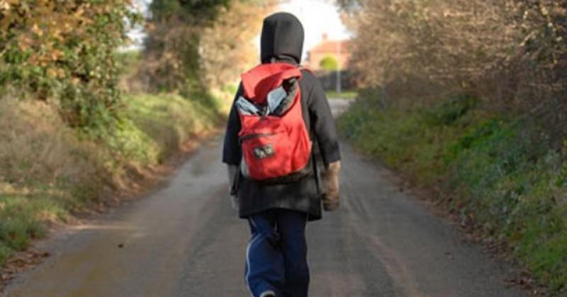 Un copil căutat de câteva zile de familie a fost găsit de polițiști