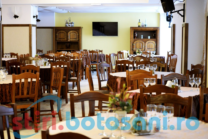 Un cunoscut restaurant din municipiul Botoșani și-a schimbat proprietarul