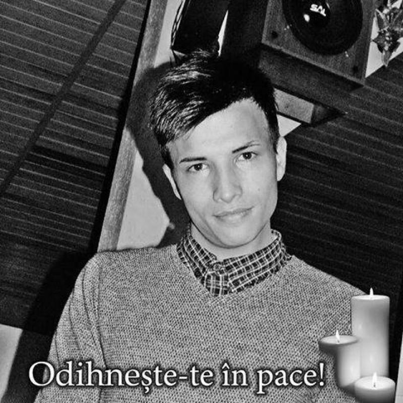 Un dansator din Botoşani a murit la numai 24 de ani