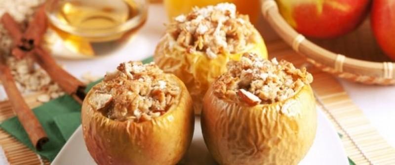Un desert delicios, de sezon: Mere umplute!