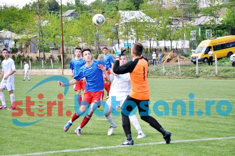 Un egal cat o victorie! CSS Botosani s-a calificat la Turneul Semifinal, dupa 3-3 cu CSMS Iasi - FOTO