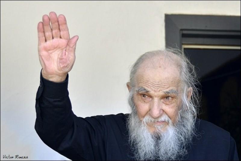 Un erou şi martir al neamului românesc s-a mutat la cele cereşti: Părintele Paulin, de la Mănăstirea Petru Vodă