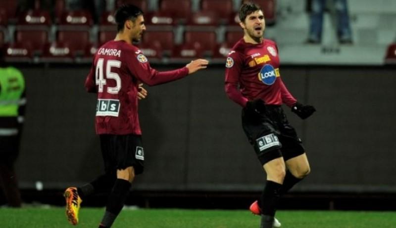 Un fost atacant al CFR-ului aproape de a semna cu FC Botosani! Are 33 de goluri in Liga 1!