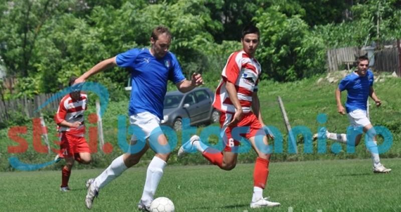 Un fost jucator de la FC Botosani, titular la o echipa de Liga a IV-a! Dante a pierdut cu Rogojestiul - REZULTATE