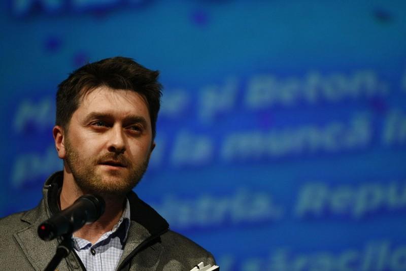 Un fost jurnalist botoșănean, candidat pentru Primăria municipiului Iași