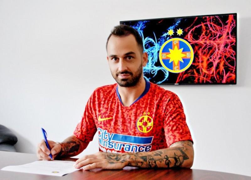 Un fundaș a plecat oficial de la FC Botoșani la FCSB, pe 100.000 de euro