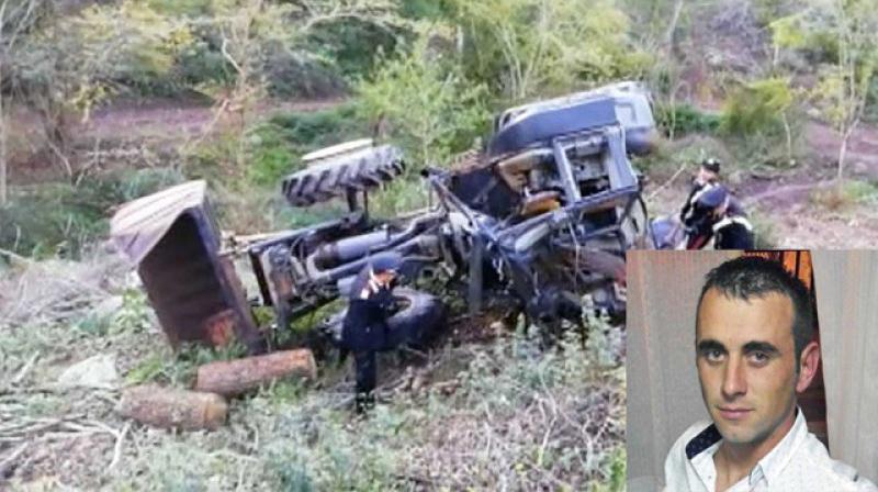 Un italian și un macedonean arestați în Italia pentru moartea unui botoșănean care s-a răsturnat cu tractorul într-o pădure!