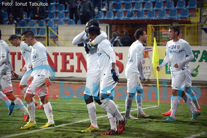 Un jucator de baza de la FC Botosani nu va juca impotriva Stelei! Martinus e apt!