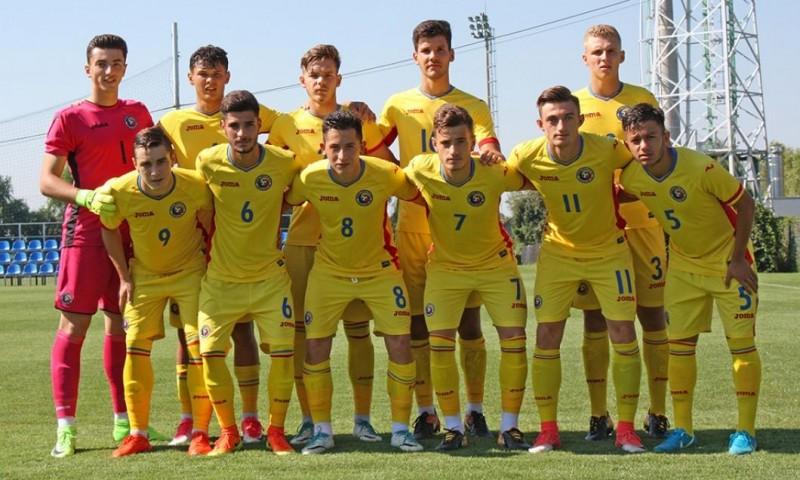 Un jucător de la FC Botoșani, în Lotul naționalei U19 pentru Turneul de Elită!