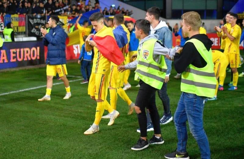 Un jucător de la FC Botoșani, în lotul României U21 pentru cantonamentul din Spania.