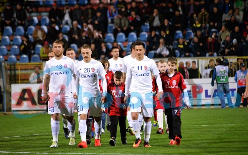 Un jucator de la FC Botosani urmarit de scouterii unui club mare din Olanda, la meciul cu Targu Mures! Oferta clara de la Gigi Becali!