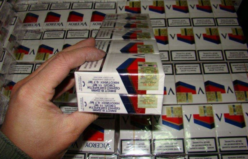 Un magazin din Dorohoi vindea la tejghea țigări de contrabandă!