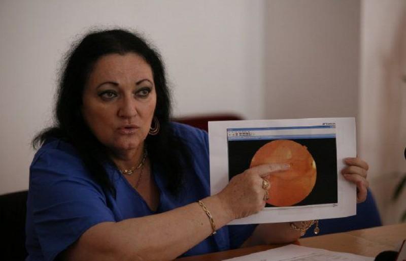Un medic îi scrie actriței Oana Pellea: Gândește-te la aplauze! Le merită și medicii din țara asta!