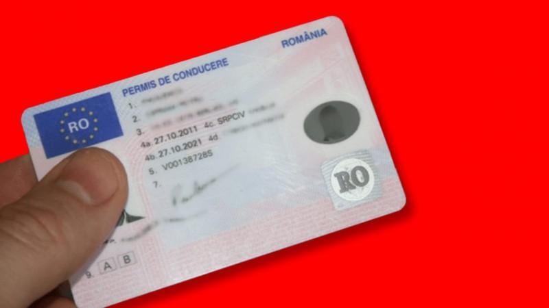 Un nemțean a fost prins conducând fără permis, în județul Botoșani
