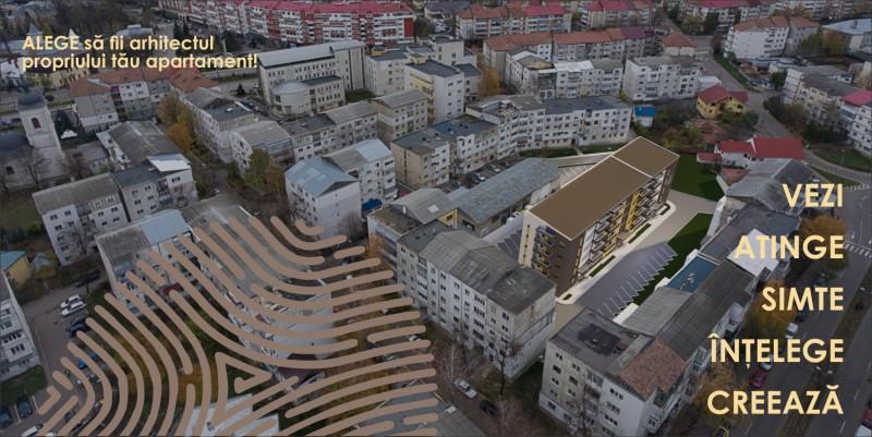 Un nou ansamblu apartamente Made To Measure în Botoșani
