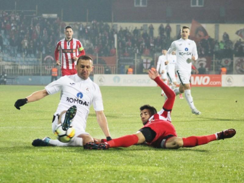 Un nou atacant transferat de FC Botoşani