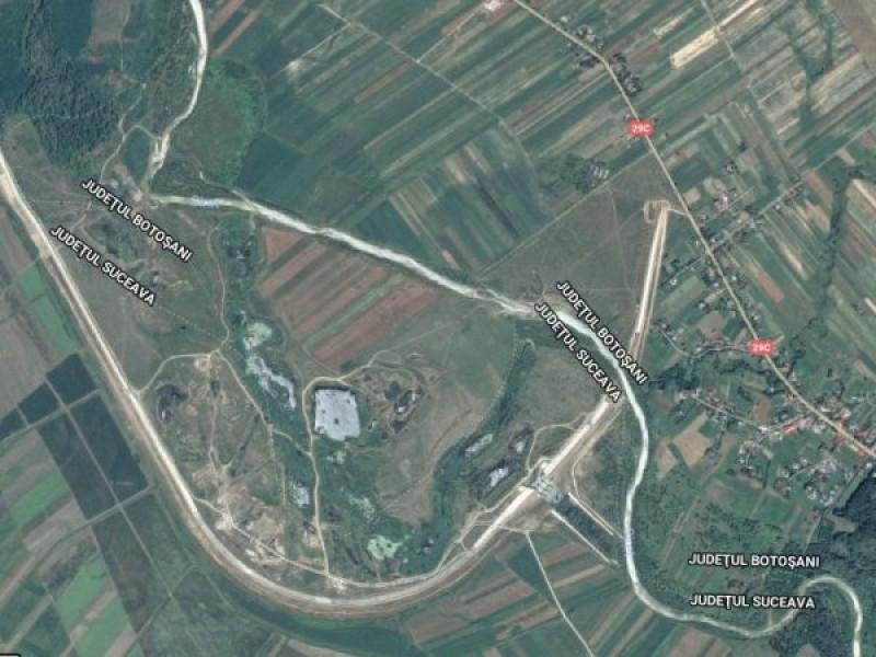 Un nou baraj pe Siret, între județele Suceava și Botoșani