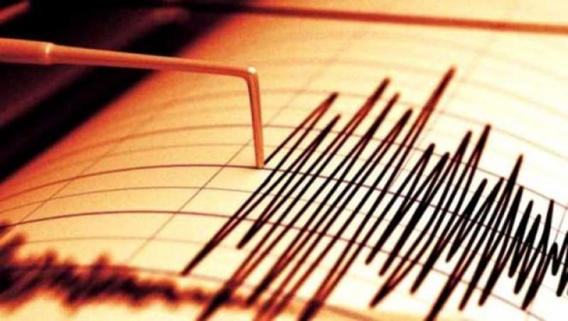 Un nou cutremur cu magnitudinea de 2,6 grade s-a produs în Vrancea!