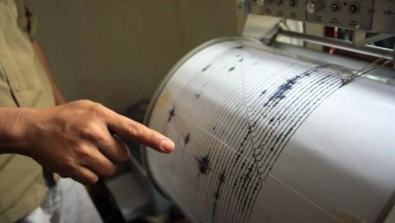 Două cutremurie în această dimineață în România, în zona Vrancea!