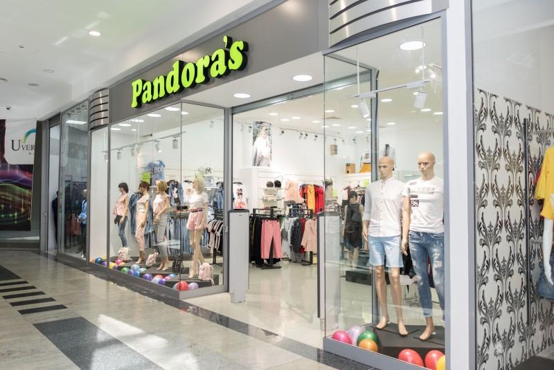 Un nou magazin Pandora'S!