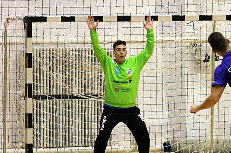 Un nou portar pentru CSM Botoșani! Are 2 goluri în Liga Zimbrilor