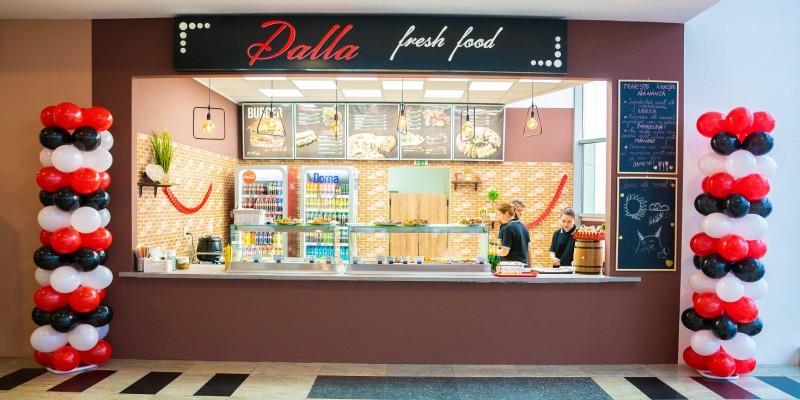Un nou restaurant la Uvertura Mall