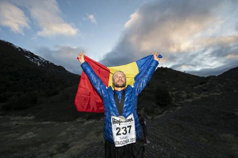 Un nou rezultat de excepţie pentru pompierul maratonist Iulian Rotariu - FOTO