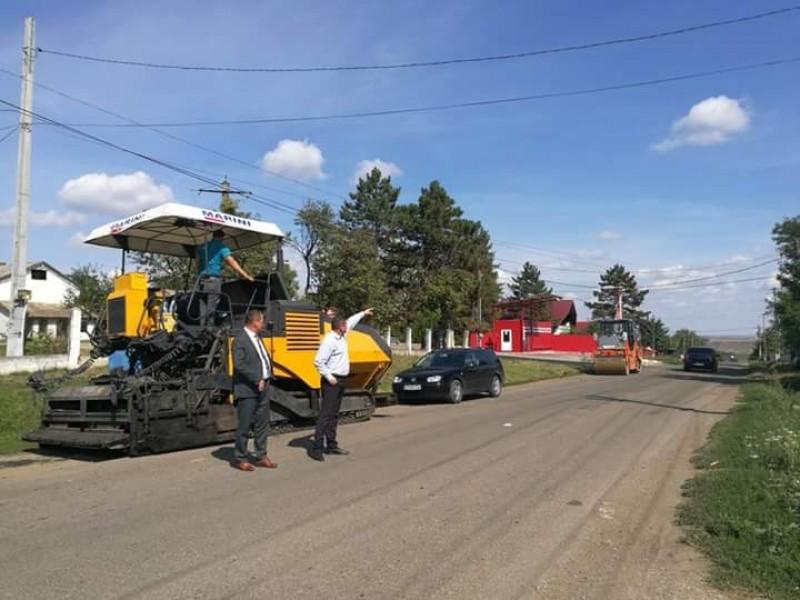 Un pas în față, de 35 de kilometri, pentru infrastructura rutieră din Botoșani