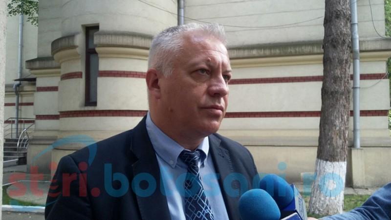 Un procuror antimafia pleacă din DIICOT, dar revine la Parchetul de pe lângă Tribunalul din Botoșani